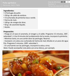 Archivo De Recetas Thermomix 100 Nuevas Recetas Para Thermomix Tm31 Nieves Suarez Lacalle Recetas Thermomix Recetas Para Cocinar Y Recetas De Cocina