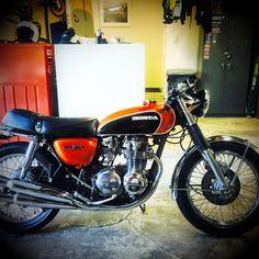 1971 CB 500 Four