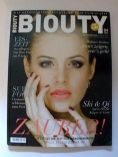 Beauty & Lifestyle Blog für die Frau ab 40: Das neue Beauty Magazin Biouty Nr 4 ist auf Markt ...