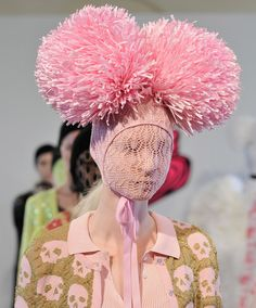 LFW SS2013: Sister By Sibling Salon Show