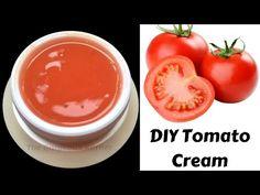 Natural Skin Whitening, Whitening Face, Healthy Oils, Healthy Skin, Tomato Face, Piel Natural, Anti Aging Cream, Skin Brightening, Skin Cream