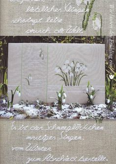 Cross Stitch Embroidery, Embroidery Patterns, Easter Cross, Cross Stitch Flowers, Lily Of The Valley, Needlework, Daisy, Wreaths, Frame
