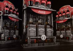 "Check out this @Behance project: ""Coca-Cola & Jack Daniel's POSm"" https://www.behance.net/gallery/44897345/Coca-Cola-Jack-Daniels-POSm"