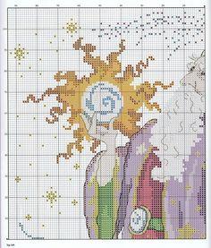 Magic & Mystery 4/7 Dragon Cross Stitch, Fantasy Cross Stitch, Cross Stitch Fairy, Cross Stitch Angels, Cross Stitch Needles, Counted Cross Stitch Patterns, Cross Stitch Charts, Cross Stitch Designs, Cross Stitch Embroidery