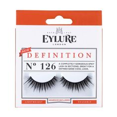 Definition 126   Eylure