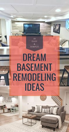 Best DIY Renovation Ideas for unfinished Basement Basement Decorating, Basement Makeover, Basement Renovations, Shelves Under Stairs, Basement Storage Shelves, Cheap Diy Home Decor, Diy Home Crafts, Rustic Stairs, Diy Ideas