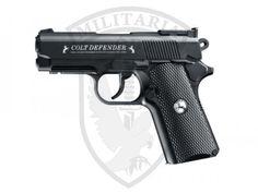 Pistolet pneumatyczny Colt Defender kal 4,5 BB Militaria Łódź.pl