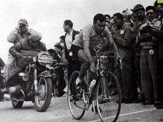 ......Jean Dotto (check the mean looking motorbike driver!)