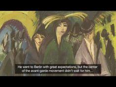 Eine kurze Video-Dokumentation über Ernst Ludwig Kirchner.