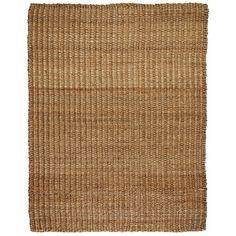 Anji Mountain River Sand Rectangular Indoor Woven Oriental Area Rug C