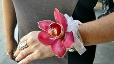 Cymbidium  Orchid corsage Artistic Bloom