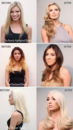 How to Add Lowlights to 3 Different Color Situations | Modern Salon #haircolor #dimensionalcolor #blondehair #ombre