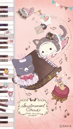 Learn To Draw Manga - Drawing On Demand Sanrio Wallpaper, Hello Kitty Wallpaper, Kawaii Wallpaper, Wallpaper Iphone Cute, Cellphone Wallpaper, Sentimental Circus, Cute Animal Drawings Kawaii, Cute Backgrounds, Cute Cartoon Wallpapers