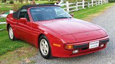BF EXCLUSIVE: 1987 Porsche 944 Cabriolet #Exclusives #Porsche - https://barnfinds.com/bf-exclusive-1987-porsche-944-cabriolet/