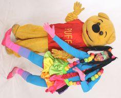 """boneca sapeca show infantil """"Uma empresa séria que brinca em serviço! contatos 38-91629567"""