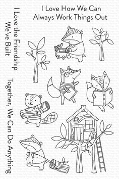 Easy Work, Make It Simple, Honey Bee Stamps, Interactive Cards, Ranger Ink, Cut Image, Best Friendship, Mft Stamps