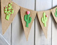 Cactus Banner Cactus Decor Cactus Party Felt Cactus Garland Cactus Baby Shower Summer Banner, Fiesta Party Decorations, Taco Party is part of Summer decor Party - policy ref shopinfo policies leftnav Fiesta Party Decorations, Party Fiesta, Taco Party, Happy Birthday B, Llama Birthday, Birthday Parties, Decoration Creche, Decoration Cactus, Basteln
