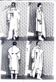 Fashion Sketchbook - fashion design development; creative process; fashion portfolio // Siiri Raasakka