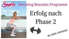 Hier berichte ich über meinen Fortschritt mit dem Sweating Beauties Programm von Sophia Thiel! Außerdem zeige ich euch mein Vorher- Nachher Bild. #sweatingbeauties #sophiathiel #abnehmen #vorhernachher