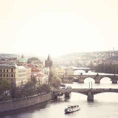 On our next trip itinerary- Prague: Dreamy + Ancestral (for my working class Bohemian roots, that is.)