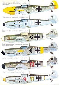 42 Messerschmitt Bf109