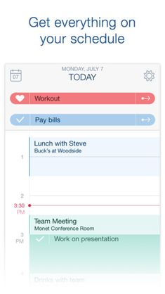 Timeful – Smart Calendar and To-Do List for Google Calendar, Microsoft Exchange, and Apple iCal