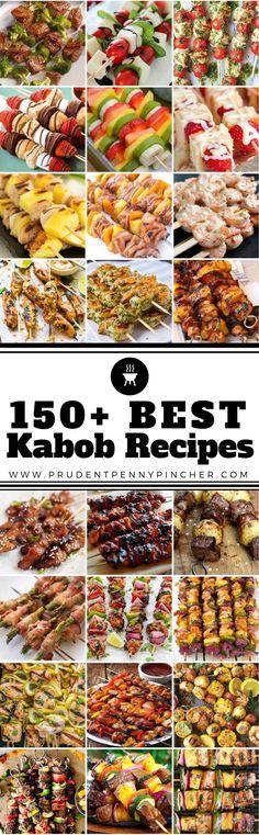 150 Best Kabob Recipes