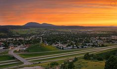 Going home this summer! I love this town and the people there. Spearfish, South Dakota