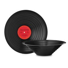 I love these RECORD BOWLS from uncommon goods. Unique gift idea for the music lover.