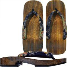 paulownia wood geta