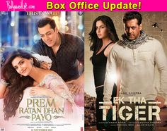 Prem Ratan Dhan Payo box office collection: Salman Khan's film overtakes Ek Tha Tiger, earns Rs 201.52 crore! #salmankhan