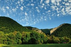 Champe Rocks, in WV by Rick Burgess