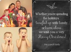 love, love, love this Christmas card!! Also, she is a great elementary teacher. Her blog is fantastic.