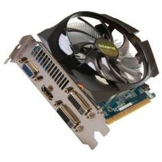 Gigabyte GV-N650OC-1GI GeForce GTX650 1GB GDDR5 PCIE3.0 Video Card Fan Cooler HDMI/DVI/VGA by Gigabyte. $123.95. Description:Gigabyte GV-N650OC-1GI GeForce GTX650 1GB GDDR5 PCIE3.0 Video Card, Fan Cooler, HDMI/DVI/VGAFeatures: Powered by NVIDIA GeForce GTX 650 GPU Integrated with the first 1024MB GDDR5 memory and 128-bit memory interface Features Dual-link DVI-D x 2 / HDMI / D-Sub Core Clock: 1110 MHz Support PCI Express 3.0 x16 bus interface Support NVIDIA 3D Vision Su...