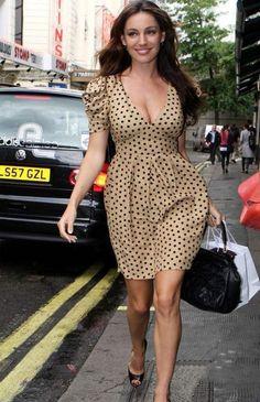Kelly Brooke stylish simple gorgeous x