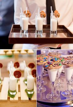 Mini Food Ideas — Wedding Ideas, Wedding Trends, and Wedding Galleries