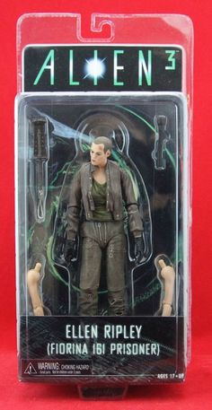 Alien Aliens - 18 cm NECA Ellen Ripley Fiorina 161 Figurine serie 8