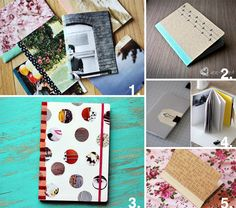 #DIY Cuadernos