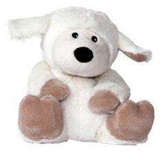 Einschlafschaf für die Kleinen  ;-) Die ideale Größe für kleine Kinderhände!