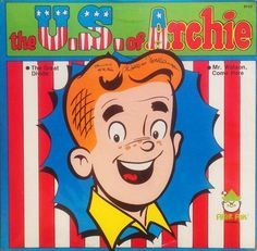 "Archie Cartoon | The Archies"" America on Records"