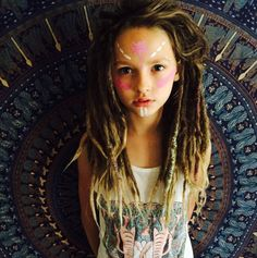 Kids with dreads ☯ ☮ ♥