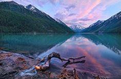 Большое Кучерлинское озеро, Алтай