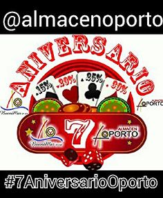 https://flic.kr/p/K3LdfR | Séptimo Aniversario #7AniversarioOporto #cartago #pereira #ejecafetero gracias | www.almacenoporto.com.co