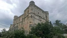 Chateau de Barroux (castle) - Le Barroux, France