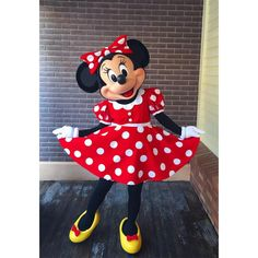 BTW - I asked Mickey and he agreed - I mean look at Minnie! Mini Mouse Costume, Minnie Mouse Halloween Costume, Couple Halloween Costumes, Mickey Minnie Mouse, Halloween 2017, Minnie Mouse Costume Toddler, Minnie Mouse Disneyland, Woman Costumes, Disneyland Paris