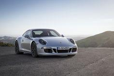 Porsche presenteert nieuwe 911 Carrera GTS