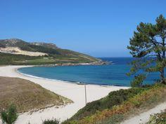 Playa de Lourido #Muxia #Costadamorte #CaminodeSantiago