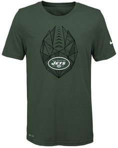179aadbcb Nike New York Jets Football Icon T-Shirt