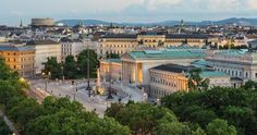 Student travel writer James Forsdick reports from Vienna, the cultural capital. River Cruises In Europe, European River Cruises, Cruise Europe, Ocean Cruise, Cruise Boat, Kunsthistorisches Museum Wien, Vienna Philharmonic, Kaiser Franz, Vienna State Opera