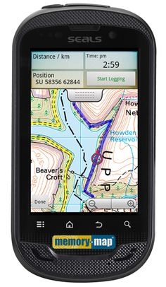 Memory-Map Android GPS TX3 - Base Unit Plan routes on your PC with the Memory-Map software included or use our TrailZilla website to plan and share routes online and simply email them to your Android GPS TX3. Our Price : £279.00